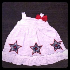 Patriotic Girls Dress
